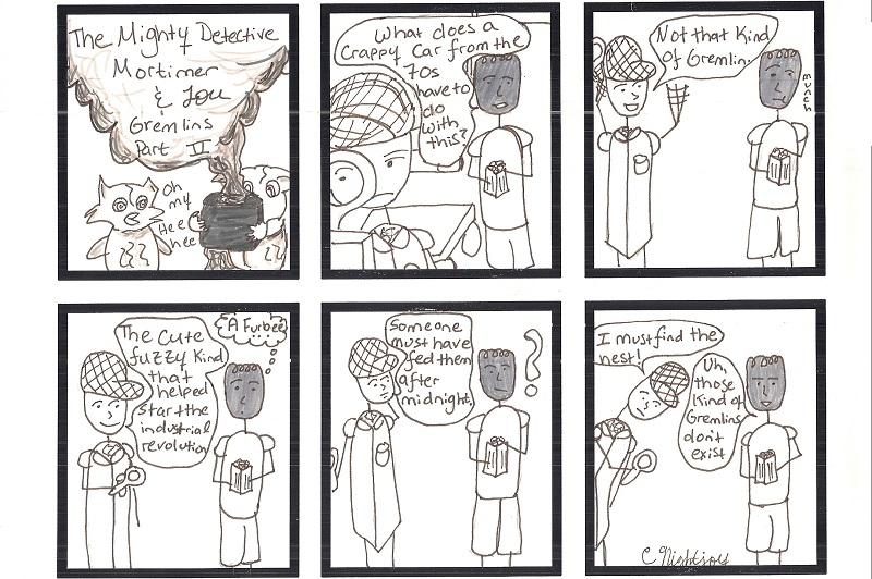 Gremlins! Part 2